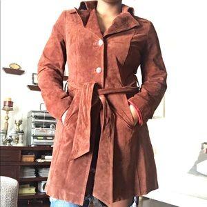 Vintage 100% leather jacket